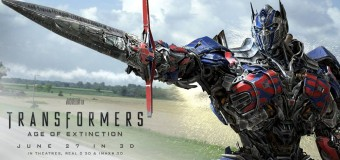 Transformers 4 Age of Extinction พร้อมแล้วรึยัง