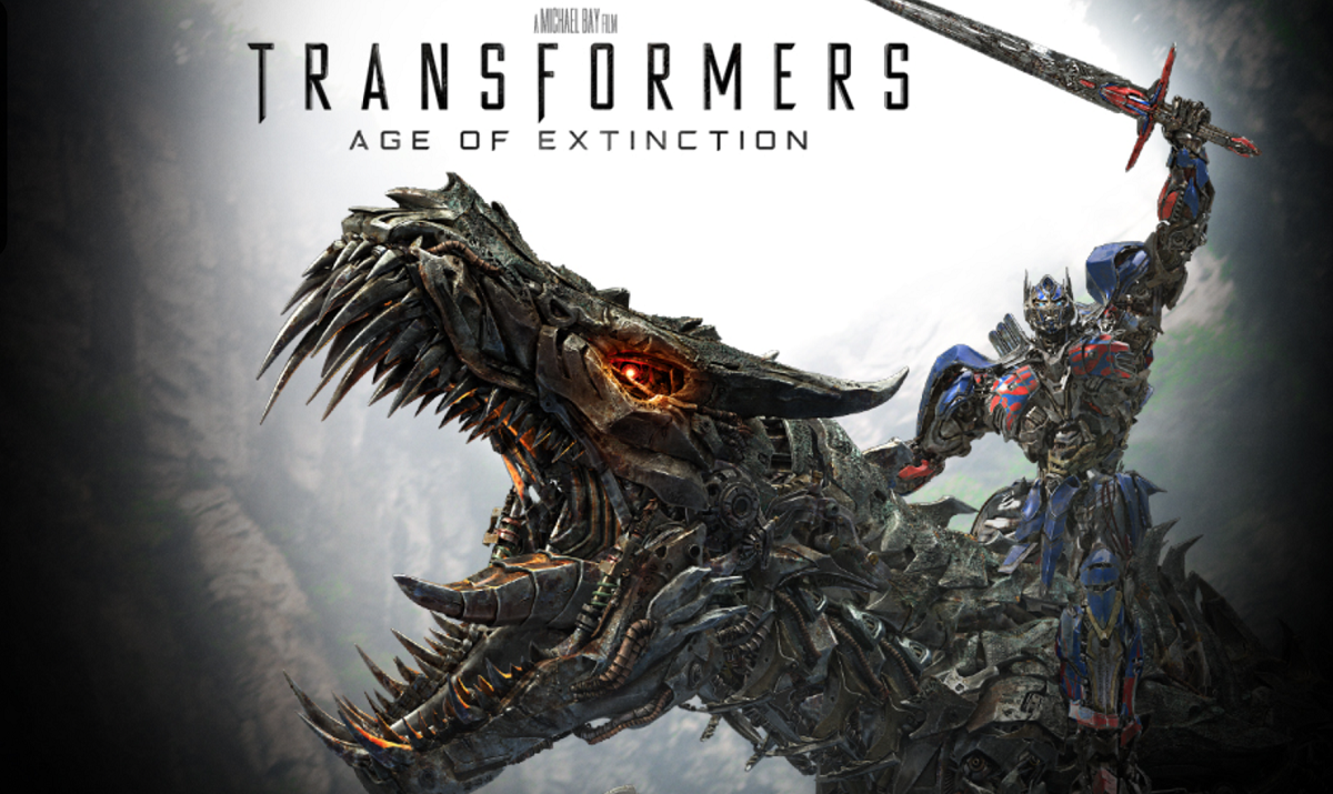 Box Office Transformers: Age of Extinction รายได้อาทิตย์แรก
