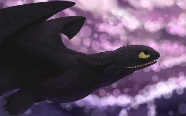 beautiful-night-fury-how-to-dragon-2-character-wallpaper-desktop-backgrounds