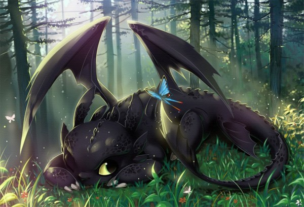 nightfury-wings-how-to-dragon-2-character-wallpaper-desktop-backgrounds