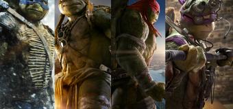 Teenage Mutant Ninja Turtles 2014 เต่านินจา