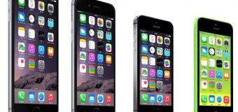iphone 6 เปิดตัว 2รุ่น iphone 6 กับ iphone 6 plus