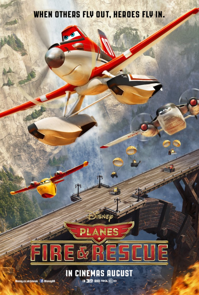 Planes-Fire-and-Rescue-Poster