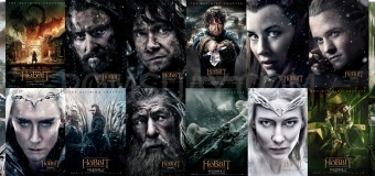 The Hobbit: The Battle of the Five Armies 2014 banner เดอะ ฮอบบิท ภาค3 แบนเนอร์