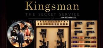 Kingsman: The Secret Service IMAX คิงส์แมน โคตรพิทักษ์บ่มพยัคฆ์
