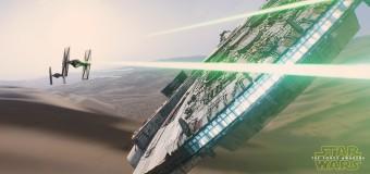 Star Wars: The Force Awakens สตาร์ วอร์ส อุบัติการณ์แห่งพลัง