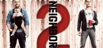 Bad Neighbours 2 เพื่อนบ้าน มหา(บรร)ลัย 2