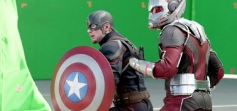 เบื้องหลัง Footage CAPTAIN AMERICA: CIVIL WAR B-Roll Footage #2 (2016)