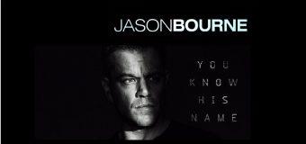 Jason Bourne เจสัน บอร์น รีวิว