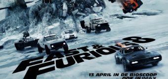 Fast & Furious 8 เร็ว…แรงทะลุนรก 8 imax