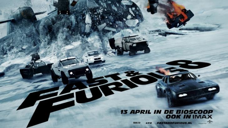 Fast & Furious 8 เร็ว…แรงทะลุนรก 8