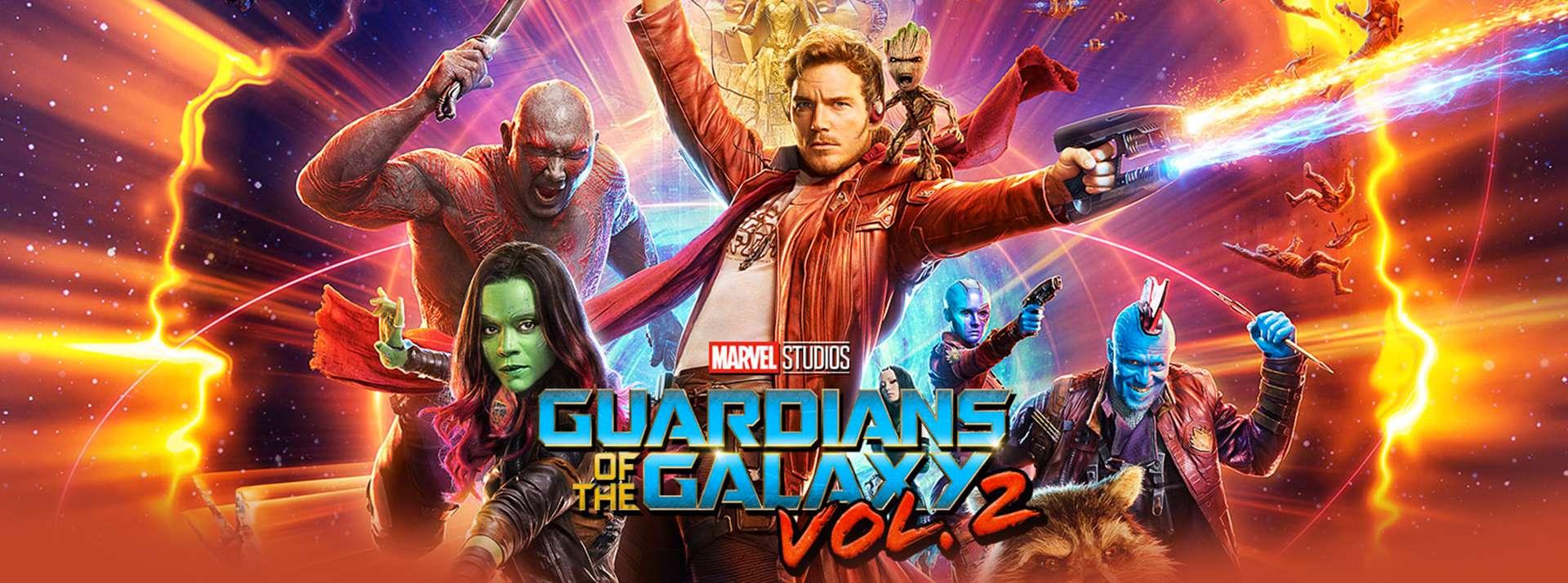 Guardians Galaxy 2 รวมพันธุ์นักสู้พิทักษ์จักรวาล 2 imax