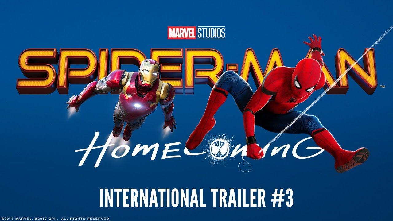 Spider-Man: Homecoming สไปเดอร์แมน โฮมคัมมิ่ง