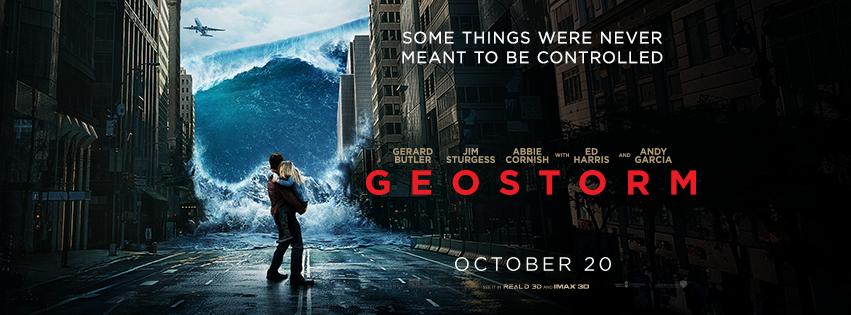 Geostorm เมฆาถล่มโลก