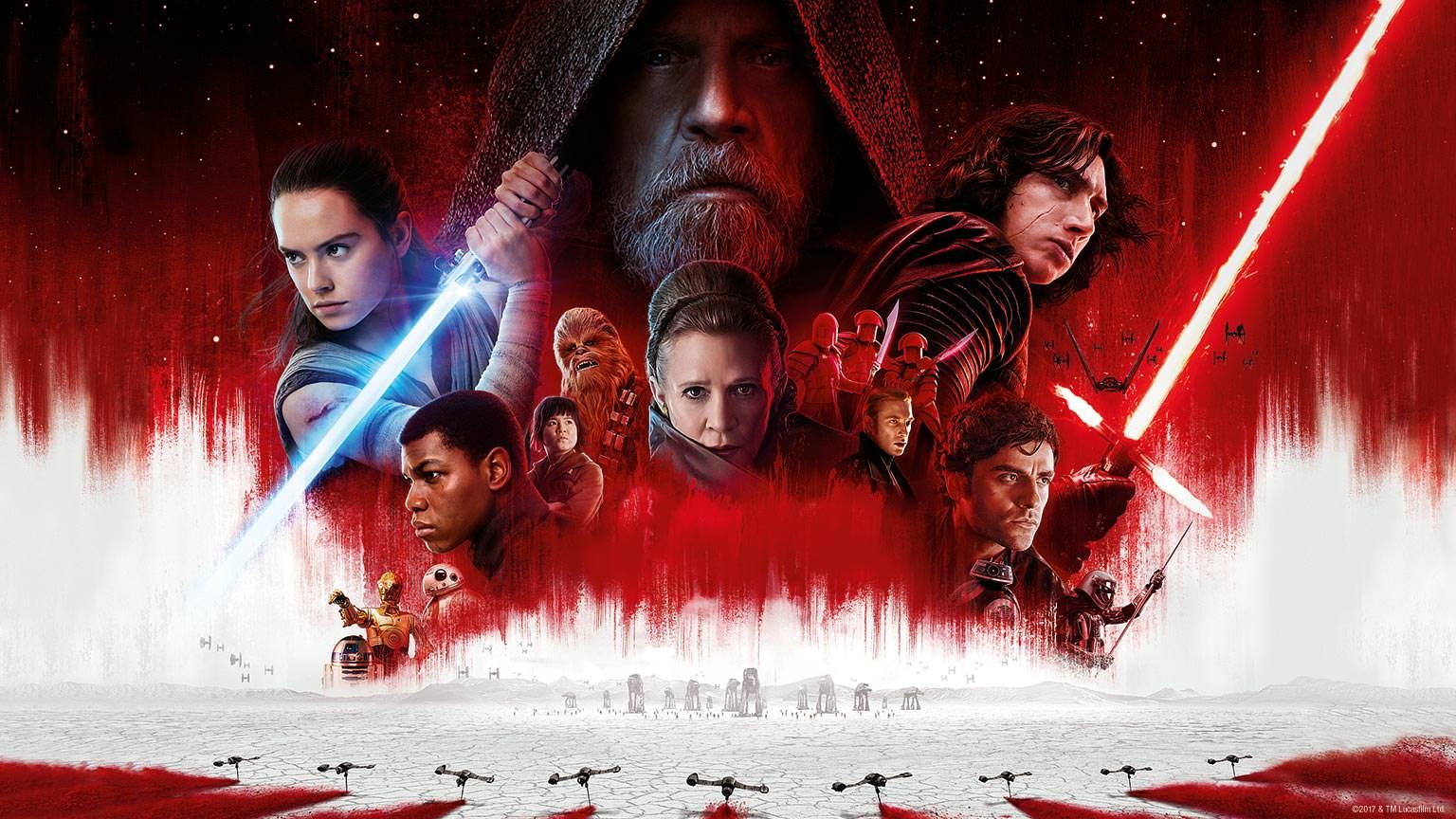 Star Wars: The Last Jedi Imax สตาร์ วอร์ส: ปัจฉิมบทแห่งเจได