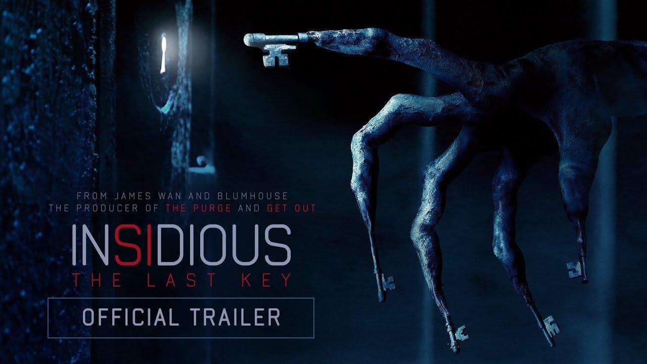Insidious The Last Key – วิญญาณตามติด กุญแจผีบอก