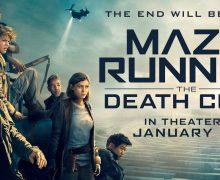 Imax Maze Runner The Death Cure เมซ รันเนอร์ ไข้มรณะ