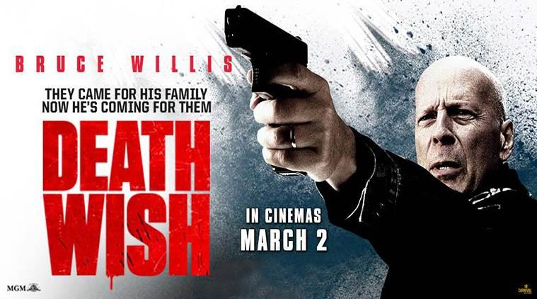 Death Wish นักฆ่าโครตอึด