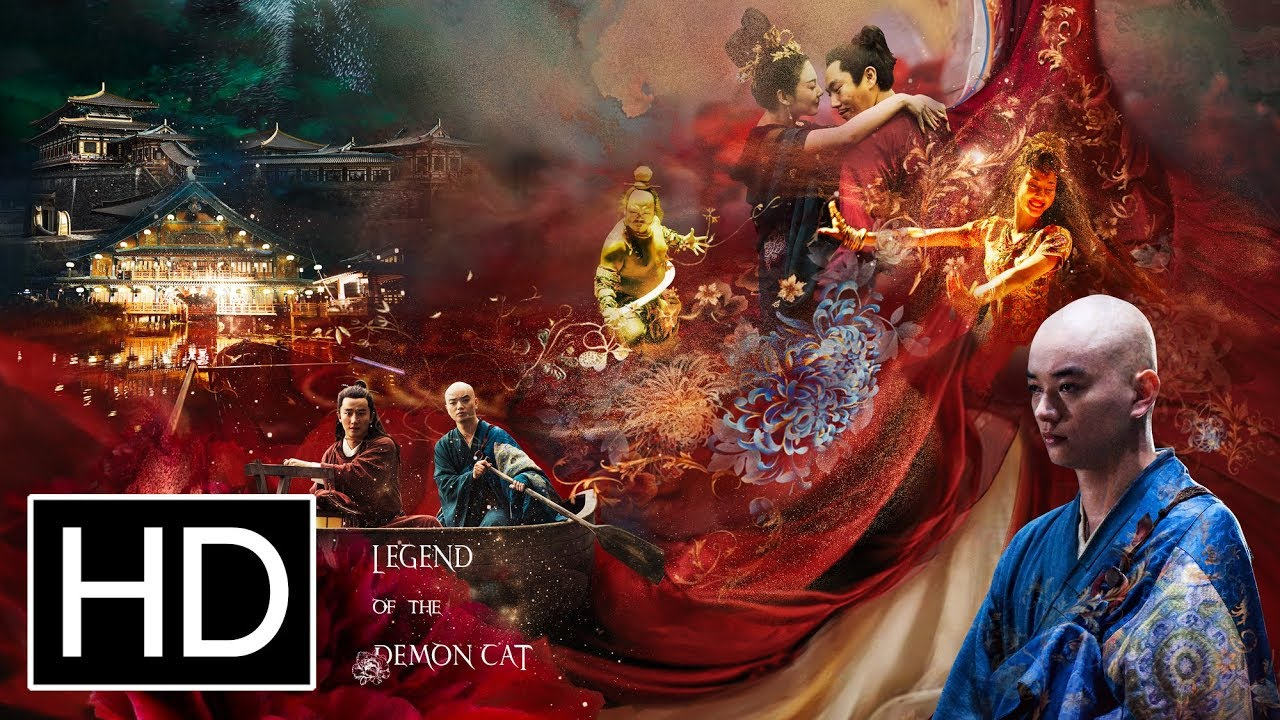 Legend of the Demon Cat ตำนานอสูรล่าวิญญาณ