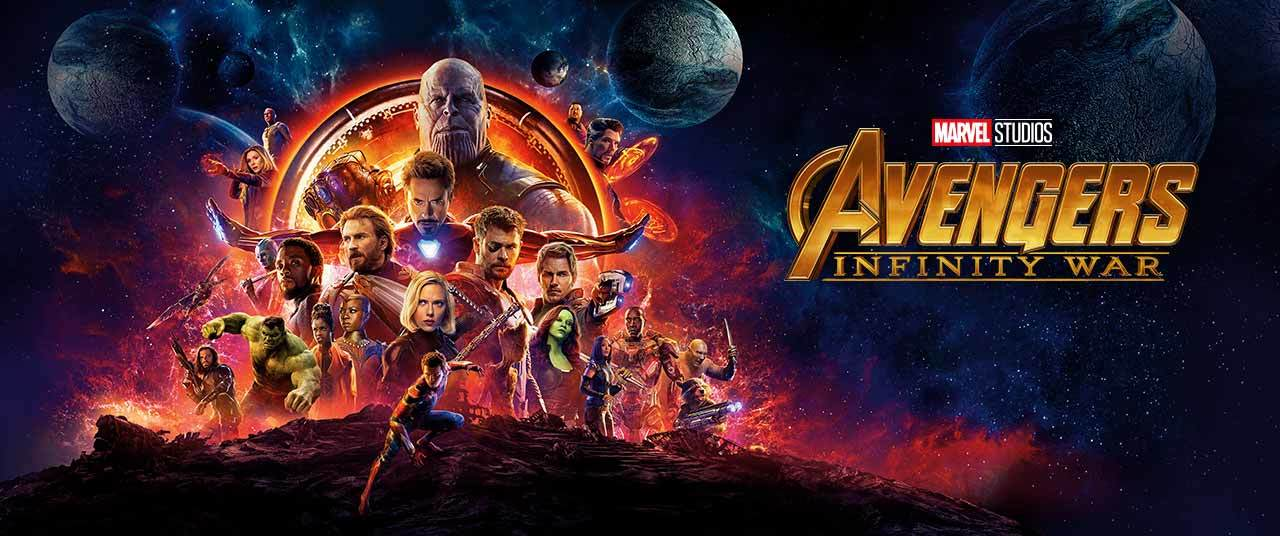 Avengers : Infinity War imax มหาสงครามอัญมณีล้างจักรวาล