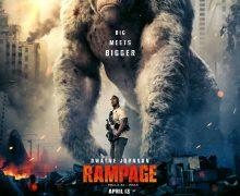 Rampage imax แรมเพจ วายร้ายทำลายล้าง