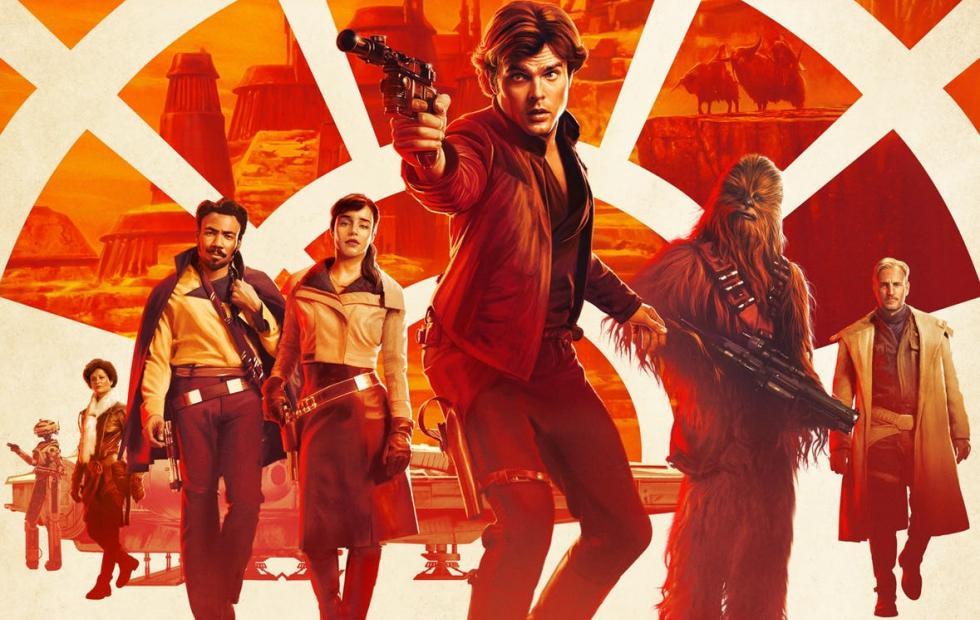 Solo A Star Wars Story ฮาน โซโล ตำนาน สตาร์ วอร์ส