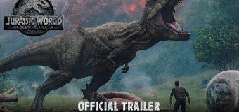 Jurassic World Fallen Kingdom จูราสสิค เวิลด์ อาณาจักรล่มสลาย imax