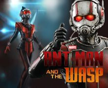 Ant-Man and the Wasp แอนท์-แมน และ เดอะ วอสพ์
