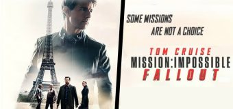 Mission Impossible Fallout มิชชั่น อิมพอสซิเบิ้ล ฟอลล์เอาท์