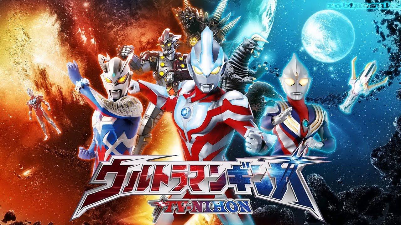 Ultraman Ginga อุลตร้าแมน กิงกะ 10 นักรบอุลตร้าประจัญบาน