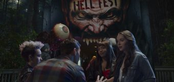 Hell Fest สวนสนุกนรก
