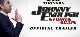 Johnny English Strikes Again พยัคฆ์ร้าย ศูนย์ ศูนย์ ก๊าก รีเทิร์น