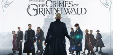Fantastic Beasts The Crimes of Grindelwald สัตว์มหัศจรรย์ อาชญากรรมของกรินเดลวัลด์