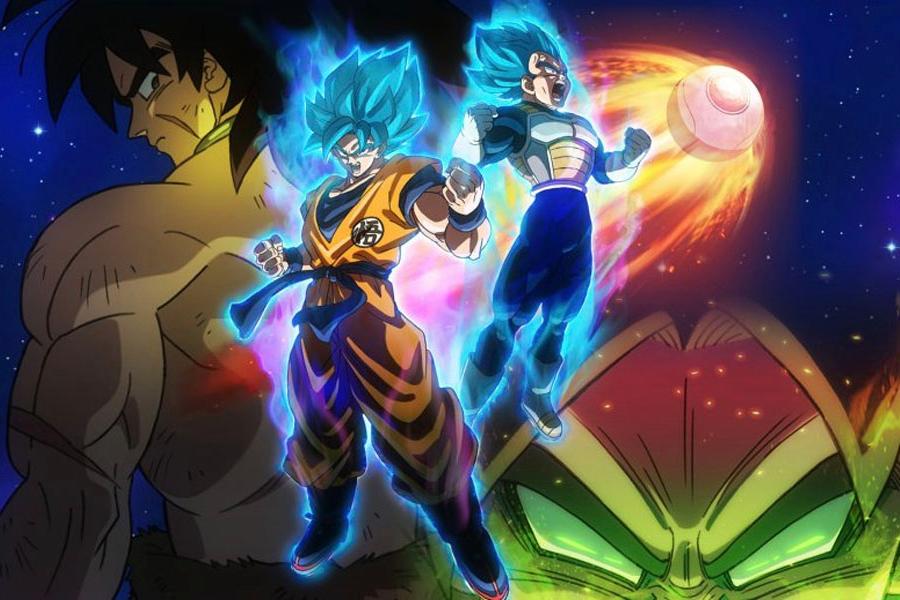 Dragon Ball Super: Broly ดราก้อนบอล ซูเปอร์ โบรลี่