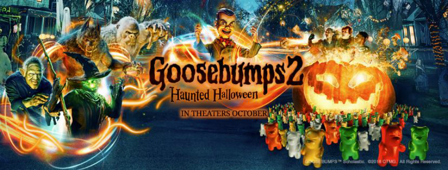 Goosebumps Haunted Halloween คืนอัศจรรย์ขนหัวลุก: หุ่นฝังแค้น