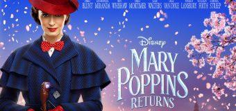 Mary Poppins Returns แมรี่ ป๊อปปิ้นส์ กลับมาแล้ว