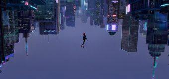 Spider Man Into the Spider Verse สไปเดอร์แมน ผงาดสู่จักรวาลแมงมุม