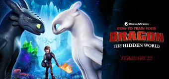 How to Train Your Dragon The Hidden World อภินิหารไวกิ้งพิชิตมังกร 3