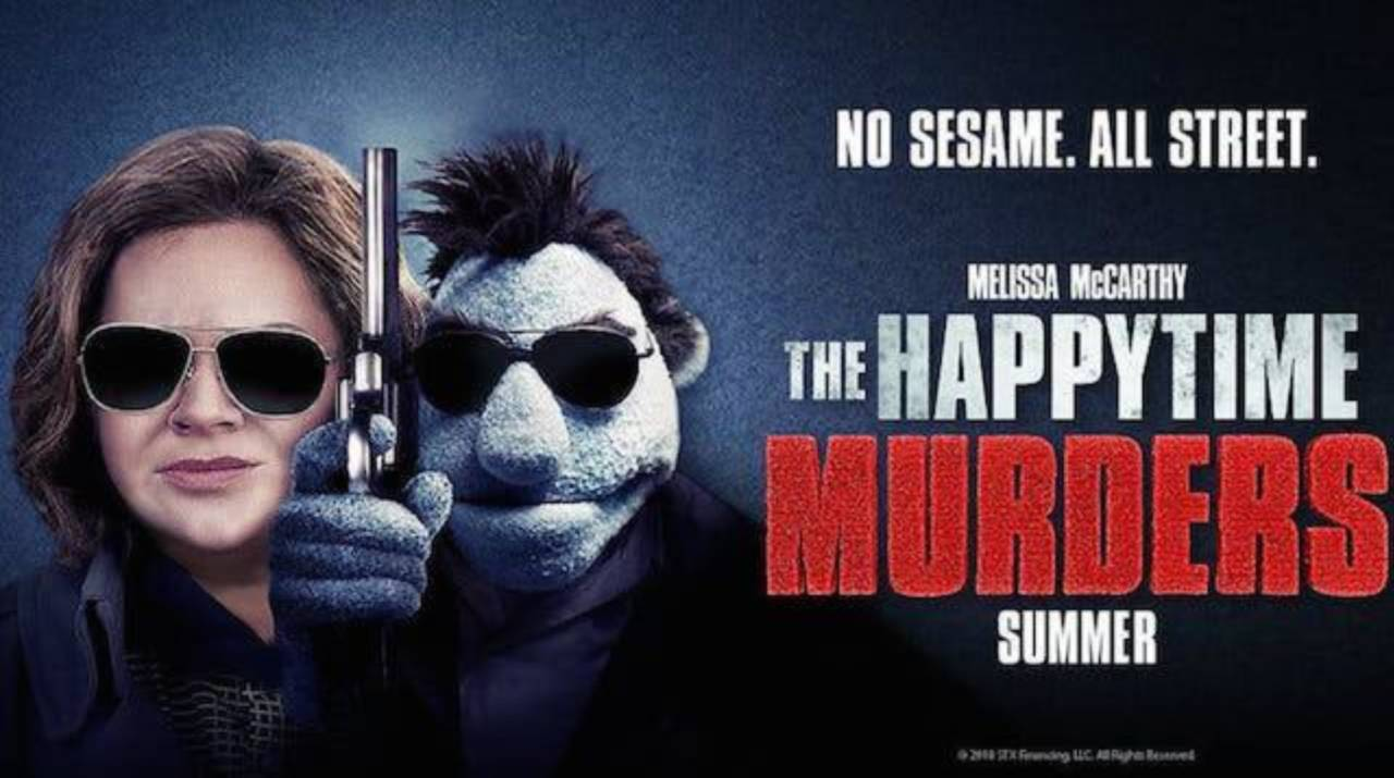 The Happytime Murders ตายหล่ะหว่า ใครฆ่ามัพเพทส์!