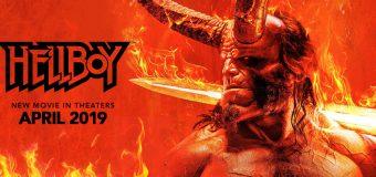 Hellboy เฮลล์บอย