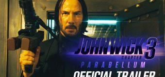 John Wick: Chapter 3 Parabellum จอห์นวิค แรงกว่านรก 3