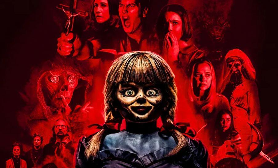 Annabelle Comes Home แอนนาเบลล์ ตุ๊กตาผีกลับบ้าน