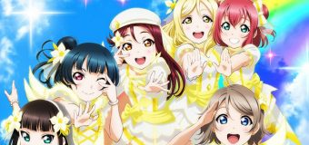 Love Live Sunshine Aqours 5th LoveLive