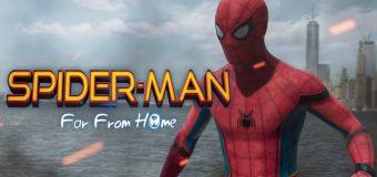 Spider-Man Far From Home สไปเดอร์แมน ฟาร์ ฟรอม โฮม imax