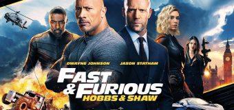 Fast and Furious Hobbs And Shaw เร็ว แรงทะลุนรกฮ็อบส์ แอนด์ ชอว์ imax