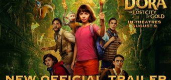 Dora and the Lost City of Gold ดอร่าและเมืองทองคำที่สาบสูญ