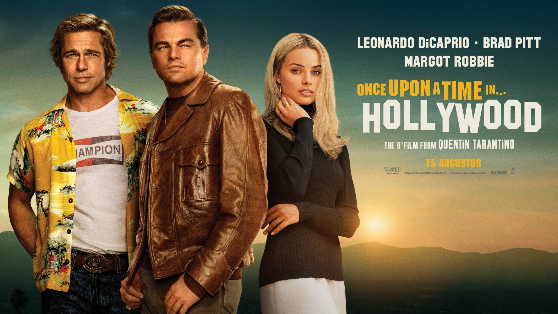 Once Upon a Time in Hollywood กาลครั้งหนึ่งในฮอลลีวู้ด