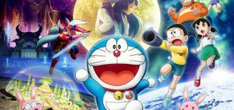 Doraemon Nobita's Chronicle of the Moon Exploration โดราเอมอน เดอะมูฟวี่ ตอน โนบิตะสำรวจดินแดนจันทรา
