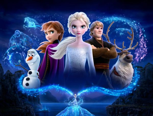 Frozen 2 โฟรเซ่น 2 ผจญภัยปริศนาราชินีหิมะ ดูหนังออนไลน์
