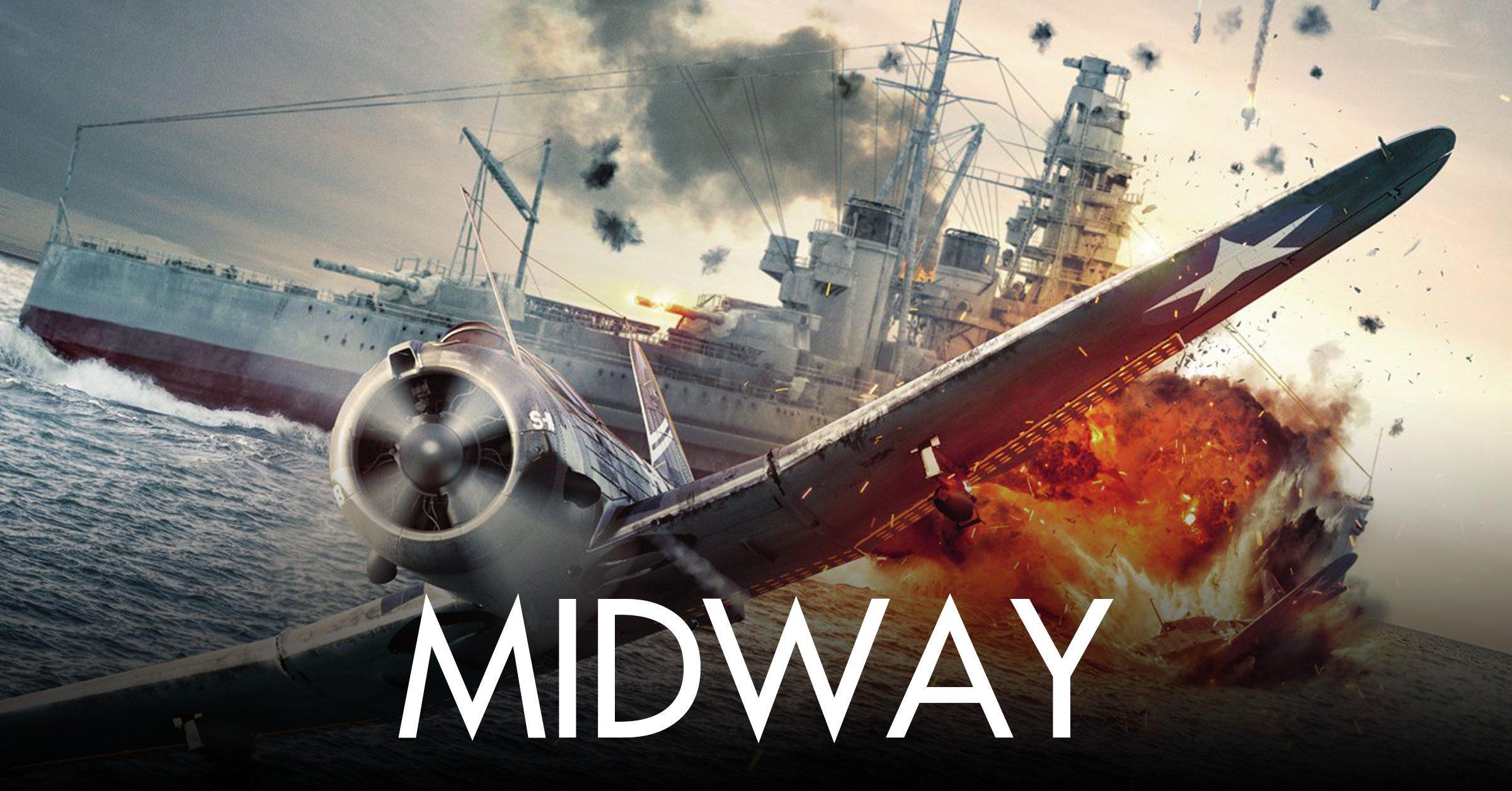 Midway อเมริกา ถล่ม ญี่ปุ่น